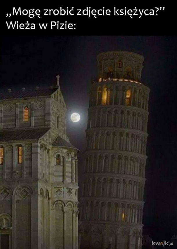 Kochana wieża
