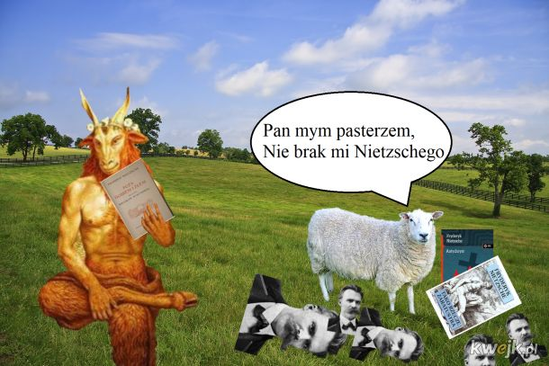 Pan mym pasterzem