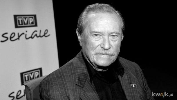 Nad ranem w szpitalu zmarł aktor Emil Karewicz. W ubiegłym tygodniu skończył 97 lat.