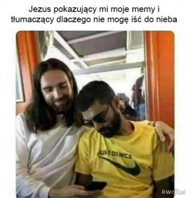 Dziękuję Pan Jezus