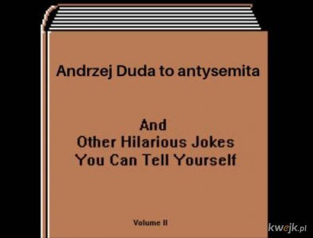 Kolejna księga żartów otwarta!