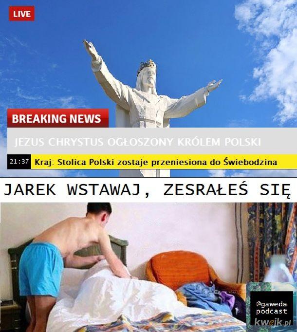 Jarek Polskę zbaw