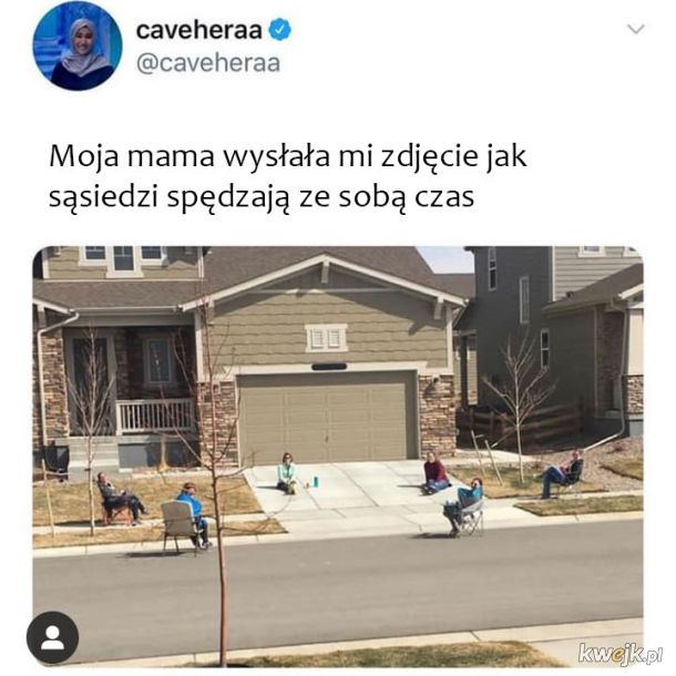 Czas z sąsiadami