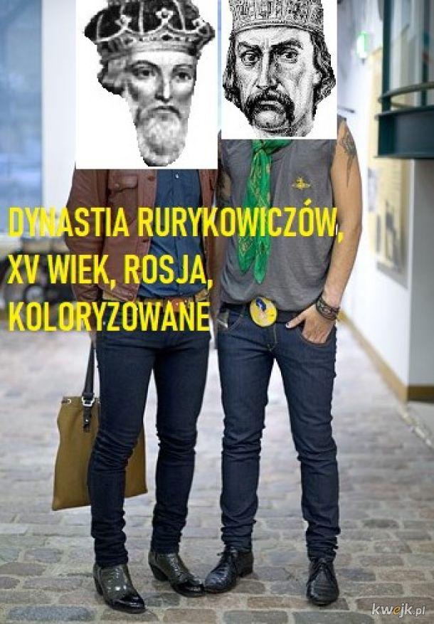 Dynastia Rurykowiczów 2
