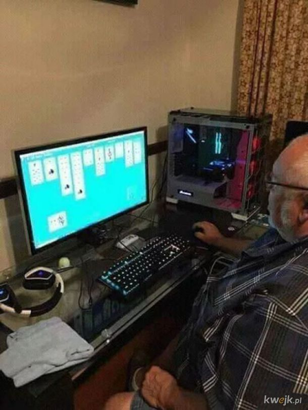 Komputer do pasjansa