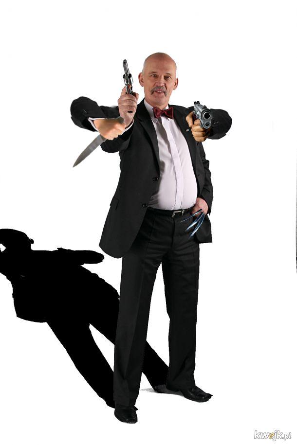 Zdjęcie Korwina z bronią ale każdego dnia dostaje dodatkową broń dzień#3