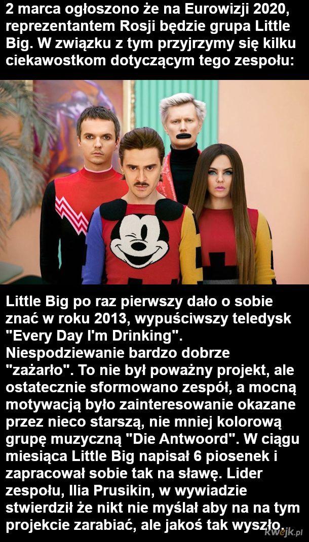 Little Big - rosyjskie Die Antwoord