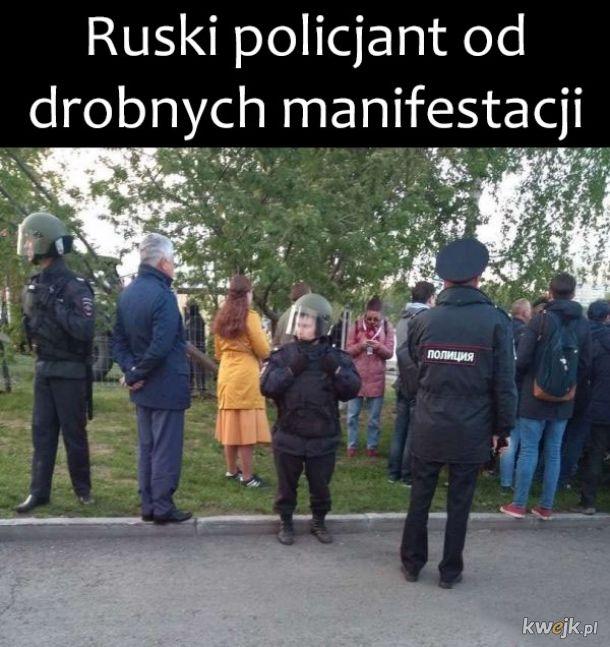 Ruski policjant