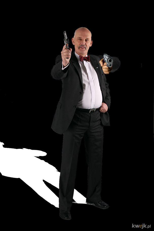 Zdjęcie Korwina z bronią ale każdego dnia dostaje dodatkową broń dzień#1
