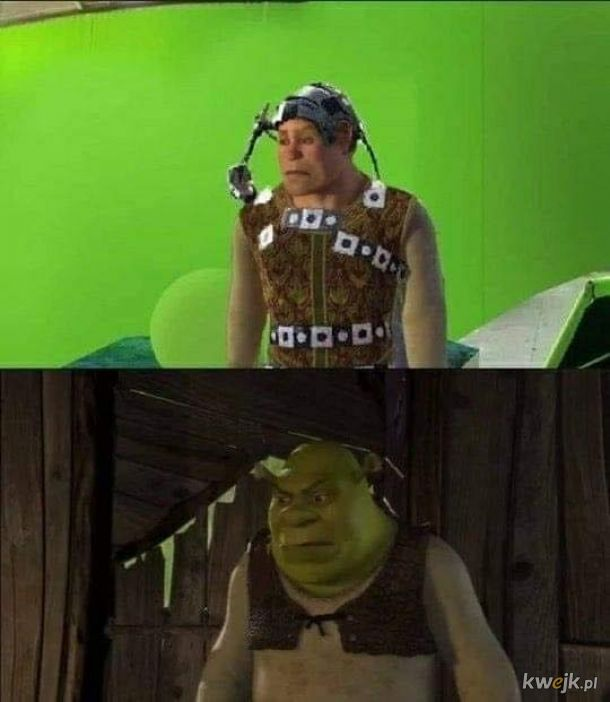 Shrek za kulisami