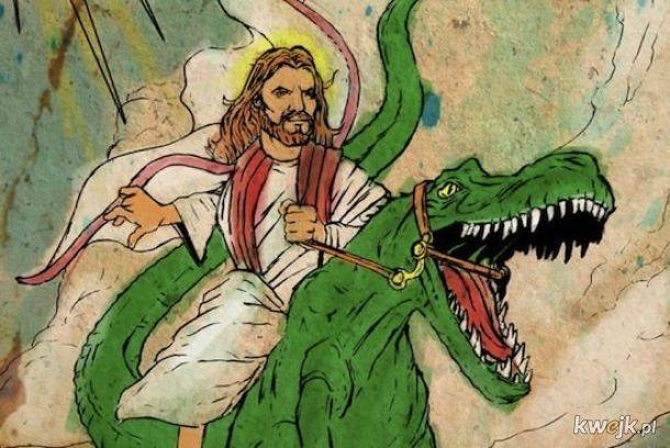 Dzień 99: Jezus wraca na ziemię