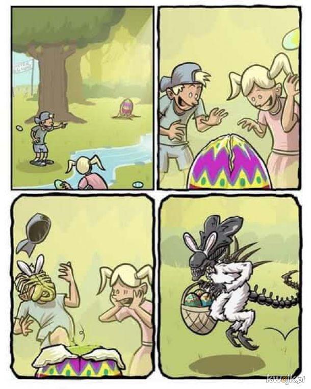 Szukanie jaj