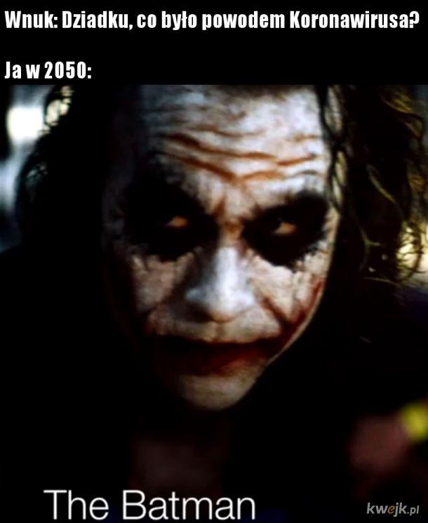 Joker zawsze rację ma