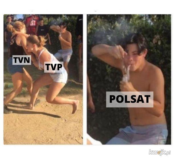 Polsat wygrywem Polski