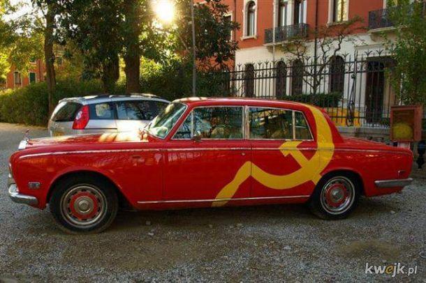 Rolls-Royce proletariatu