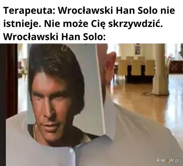 Wrocławski Han Solo