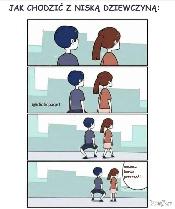 wszyscy kochamy niskie dziewczyny :)