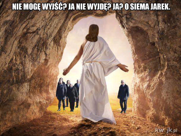 Grota Jezusa i polska kwarantanna