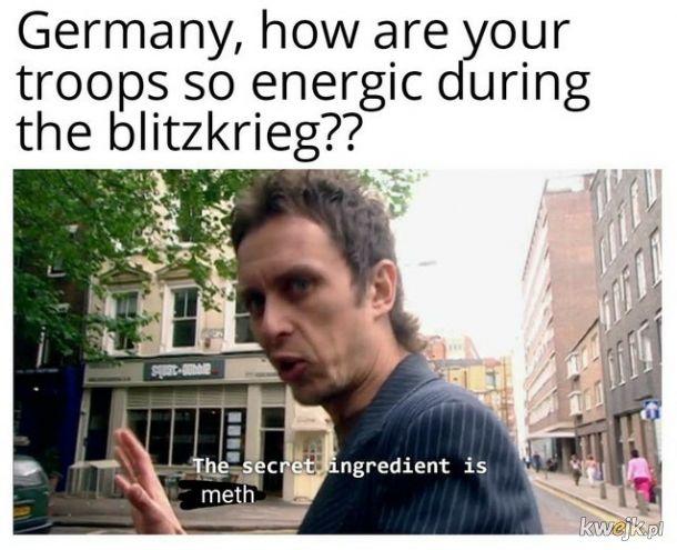 Ach ci Niemcy...