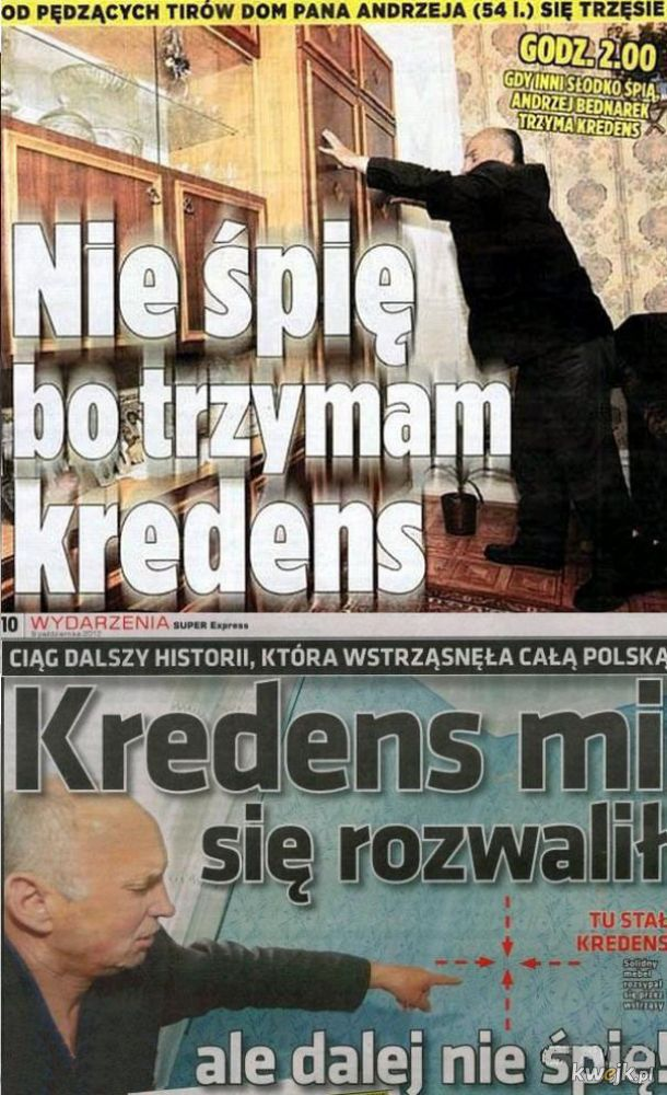 Biedny pan Andrzej