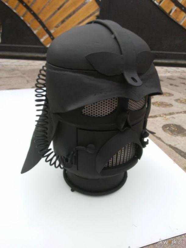 Grill Vader