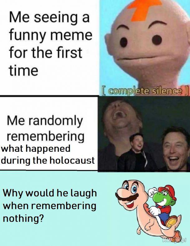 Mario prawdę ci powie.