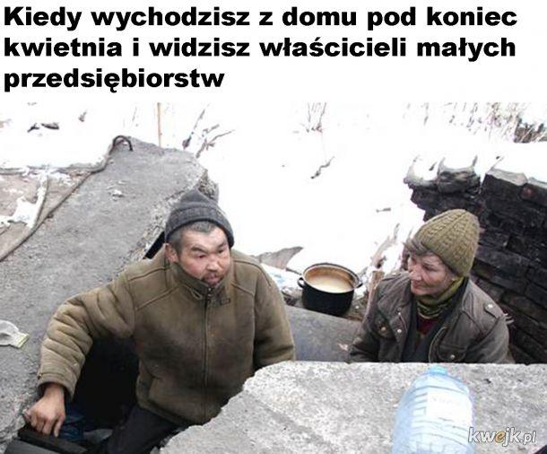 Biznesmeni w Polsce