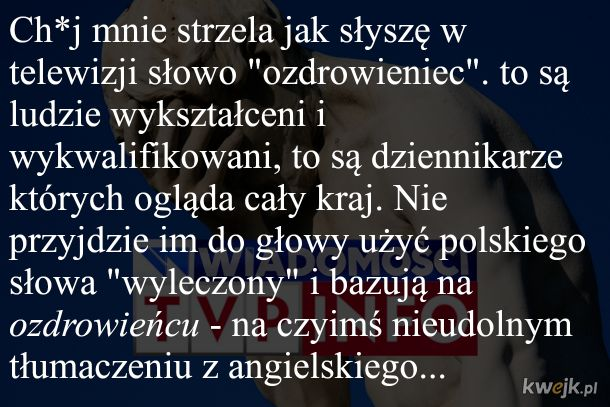 """A """"survivors"""" to po p0lsku """"przetrwańcy"""""""