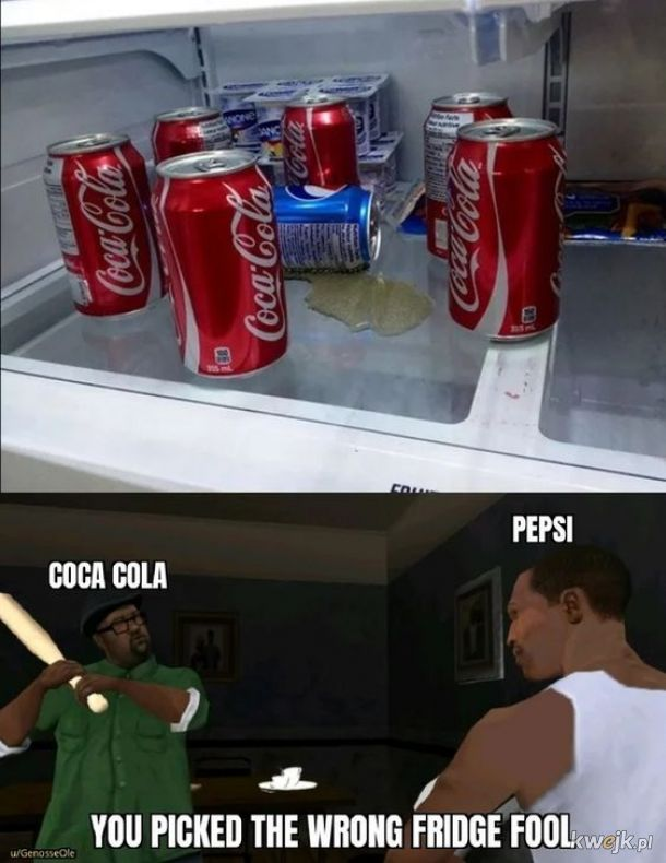 Meanwhile in some fridge