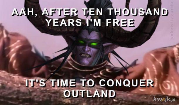 Illidan did nothing wrong!
