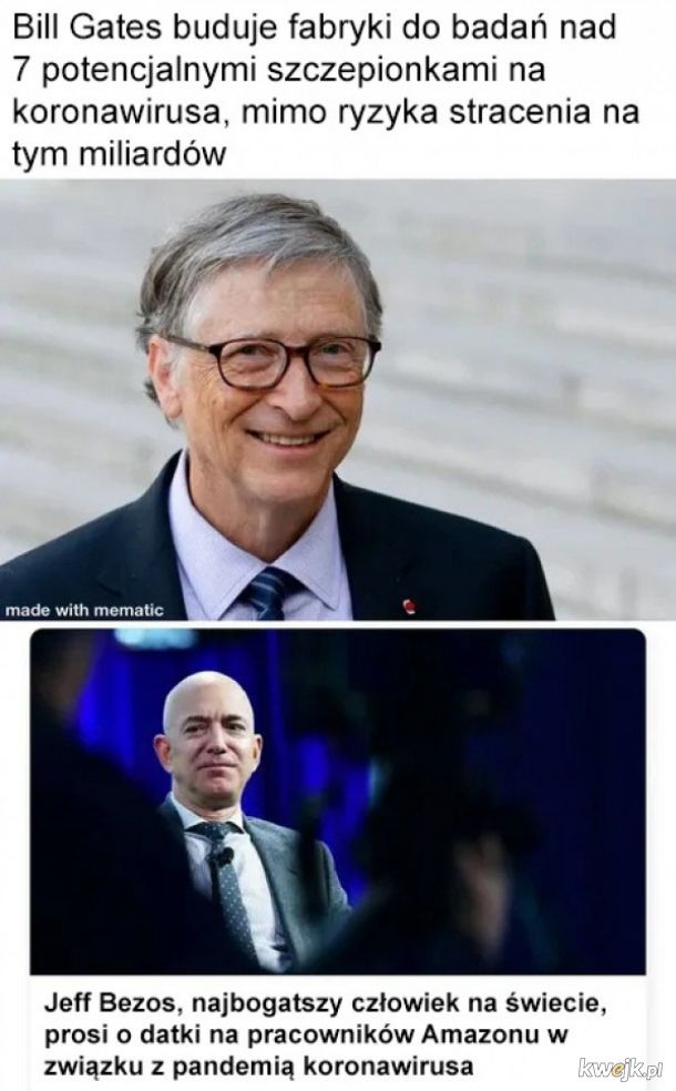 Miliarderzy bywają różni