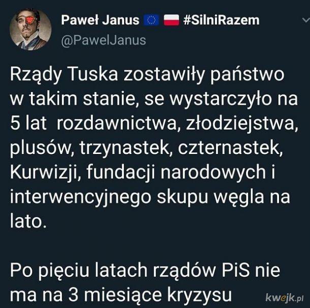 """""""Polska w ruinie"""" dopiero nadchodzi"""