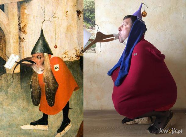 Dzieła sztuki vs rzeczywistość