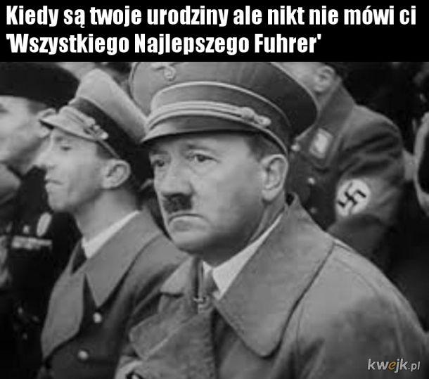 Wszystkiego Najlepszego Adolfie ty nasz #2 to takie smutne,puśćcie Despacito 2