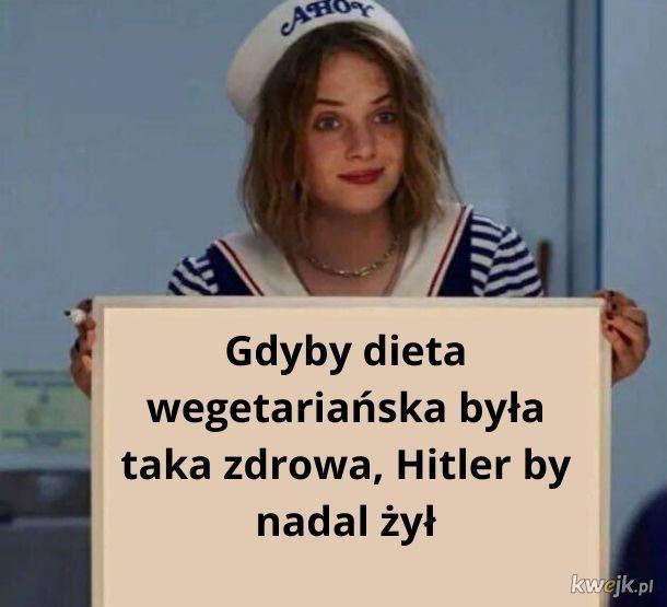 Gdyby Hitler jadł mięso, nie byłoby wojny