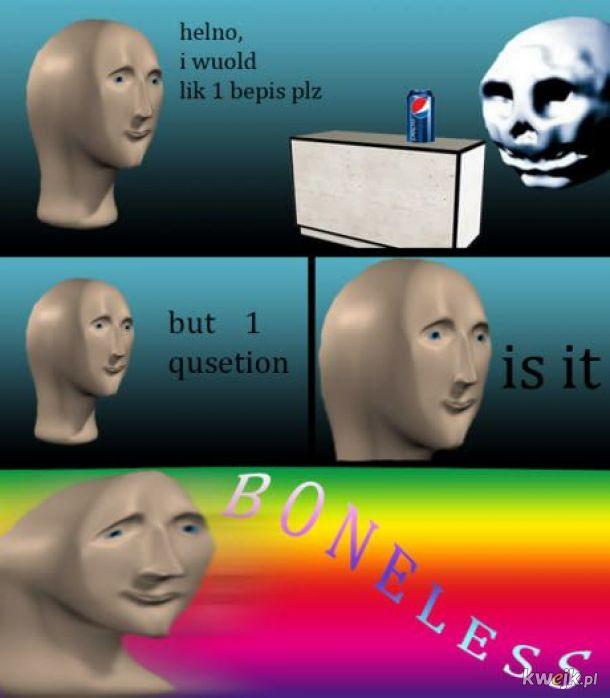 Meme man to domyślny format memów