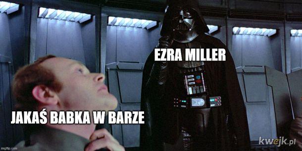 Ezra, no co ty wyprawiasz