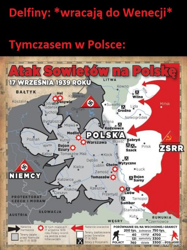 Goście odwiedzają Polskę