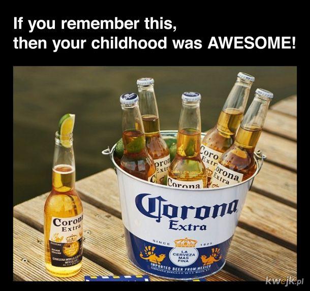 Jeżeli to pamiętasz, to miałeś wspaniałe dzieciństwo!