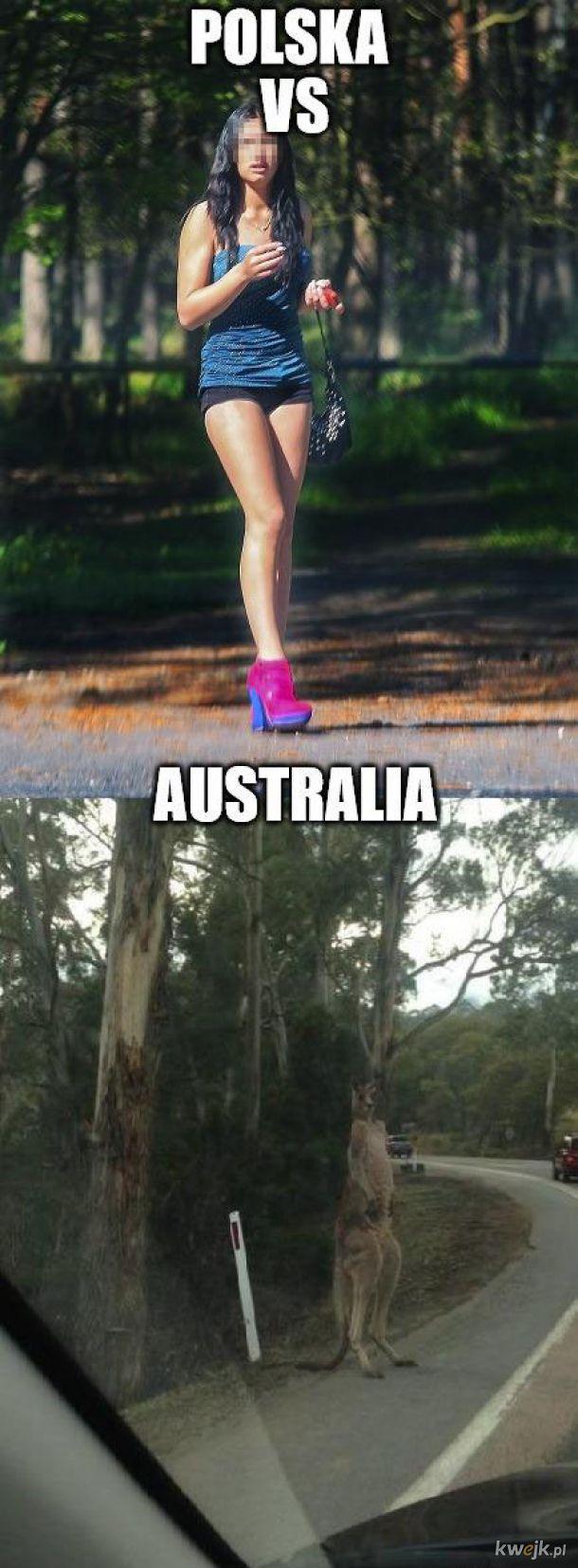 Polska vs Australia