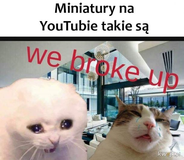 Miniatury na Youtube