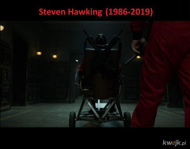 Hawking - spoilers