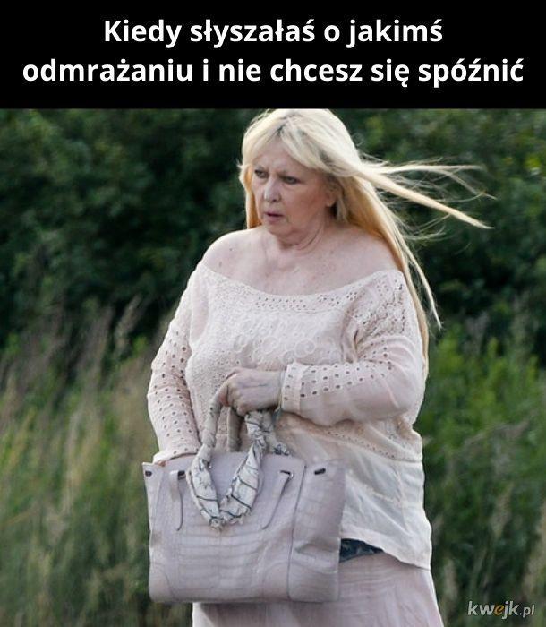Biegnij Maryla! Biegnij!