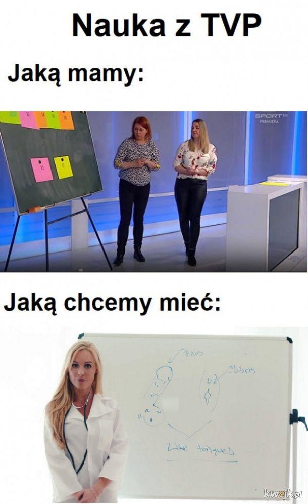 Nauka TVP