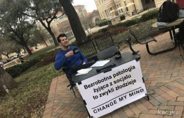 Nie zmienisz