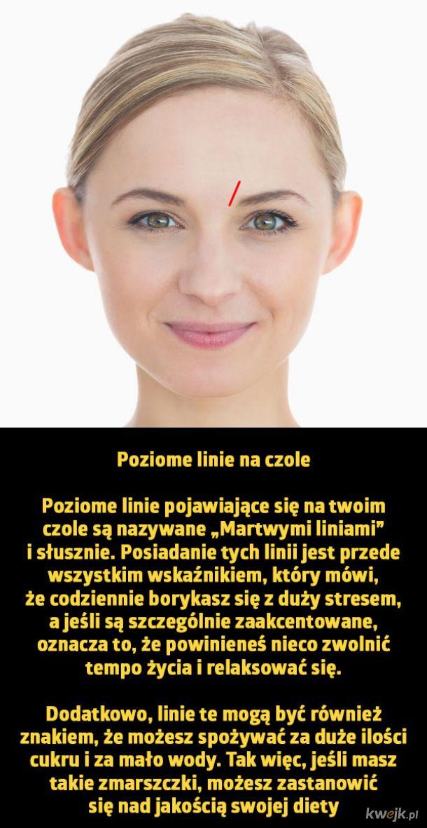 Każde zmarszczki na twojej twarzy wysyłają wiadomość o twoim zdrowiu- oto 15 przykładów, które je ujawniają
