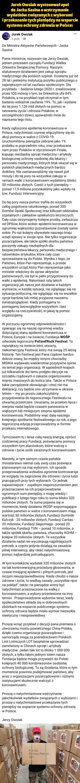 Jurek Owsiak wystosował apel do Jacka Sasina