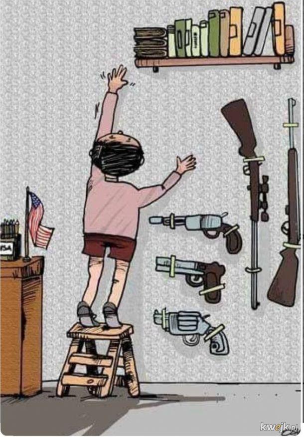Biedne dzieci w Ameryce