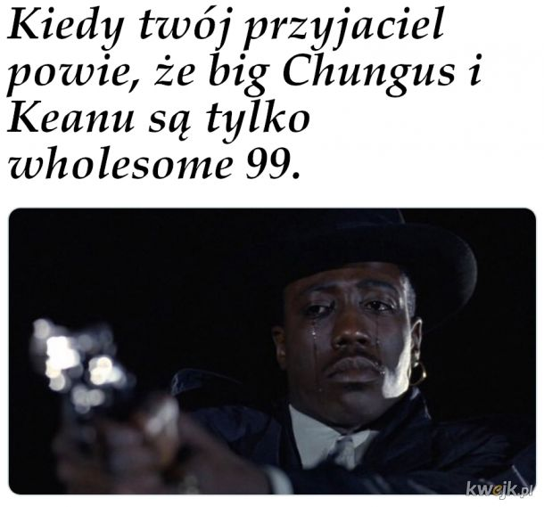 Wholesome Keanu 100