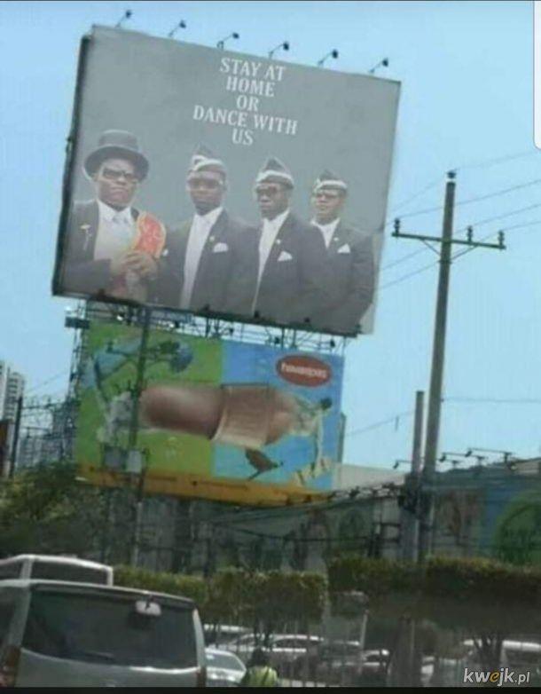 Tymczasem w Ghanie